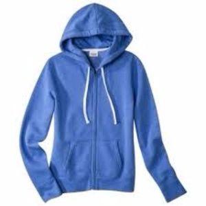 Mossimo Zip Hoodie Sweater